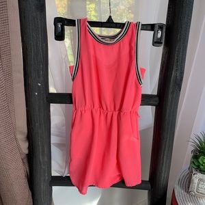 Monteau Girl Dress